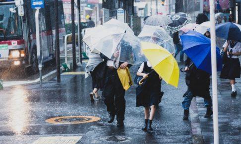 日本は水害がたくさん起こる?!台風・水害対策のために必要な防災グッズとは?