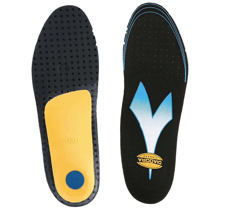 安全靴のインソール
