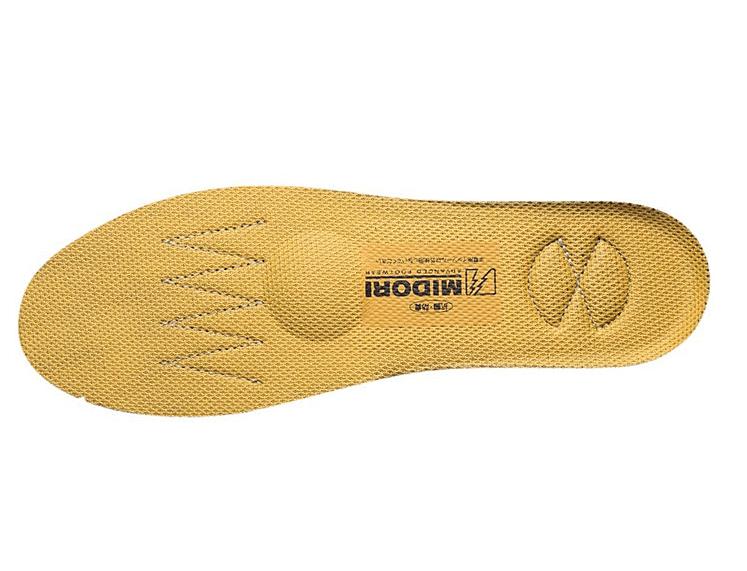 安全靴 インソール 静電気対策