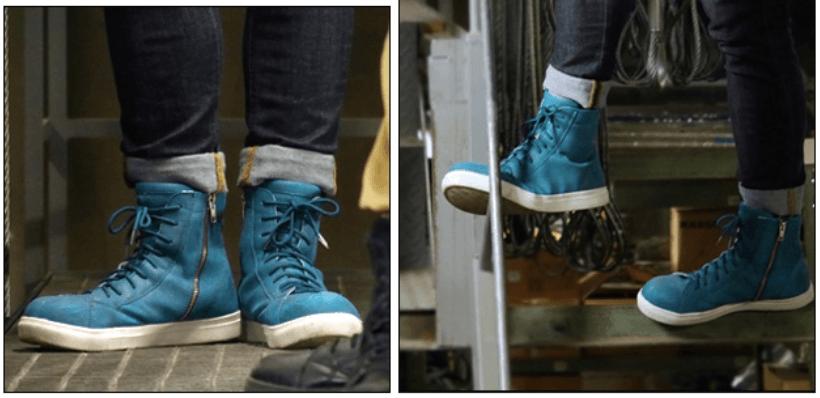 チャーリー 安全靴 かっこいい