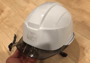 安全性とかっこよさの両方を追求したヘルメット「侍」はフルフェイスシールド内蔵!被った感想をレビューします