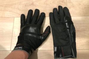 「カーボンヘックス」は緻密な作業やバイクの運転に最適な手袋!デザインもかっこいいから冬の防寒対策にも