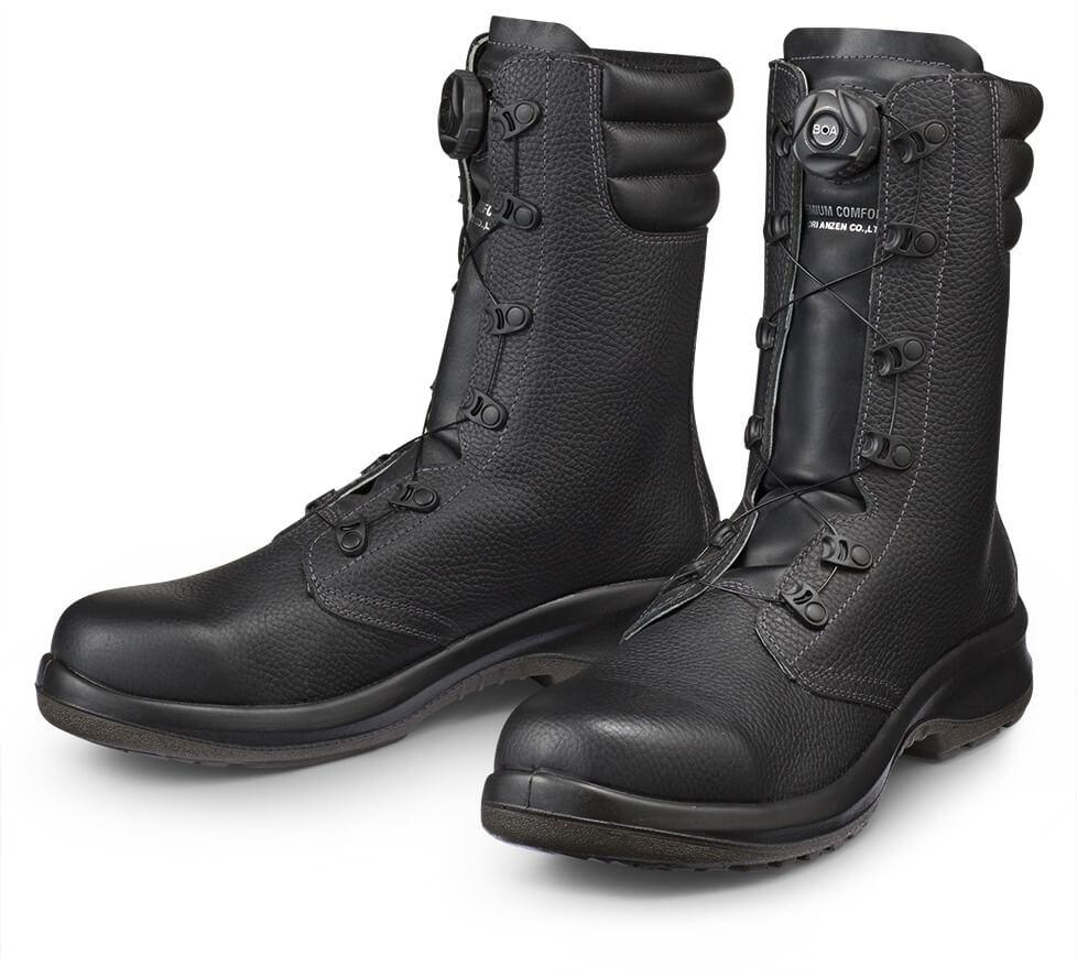 ミドリ安全 安全靴 かっこいい