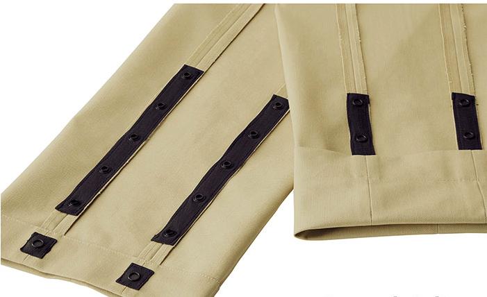 裾上げ簡単なズボン
