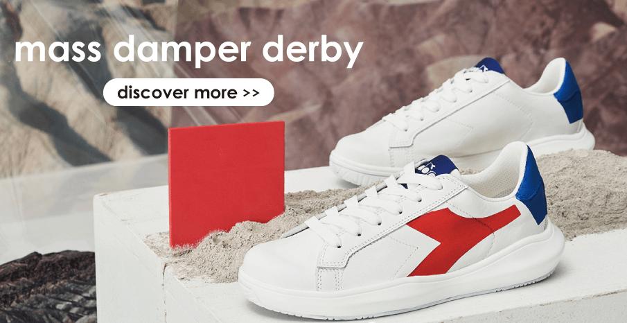 【ディアドラ安全靴】DIADORA UTILITYはかっこいい安全靴!ディアドラ安全靴の口コミはいいの?