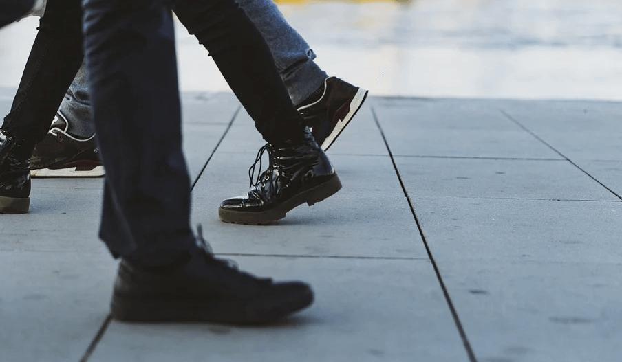 安全靴 プライベート