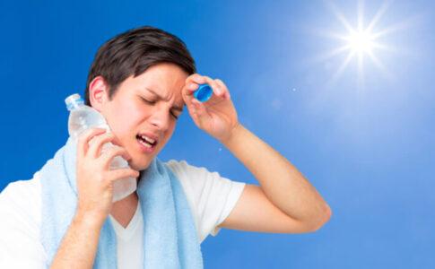 熱中症対策 首