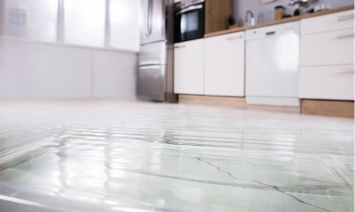 浸水被害に遭いやすい場所と注意点